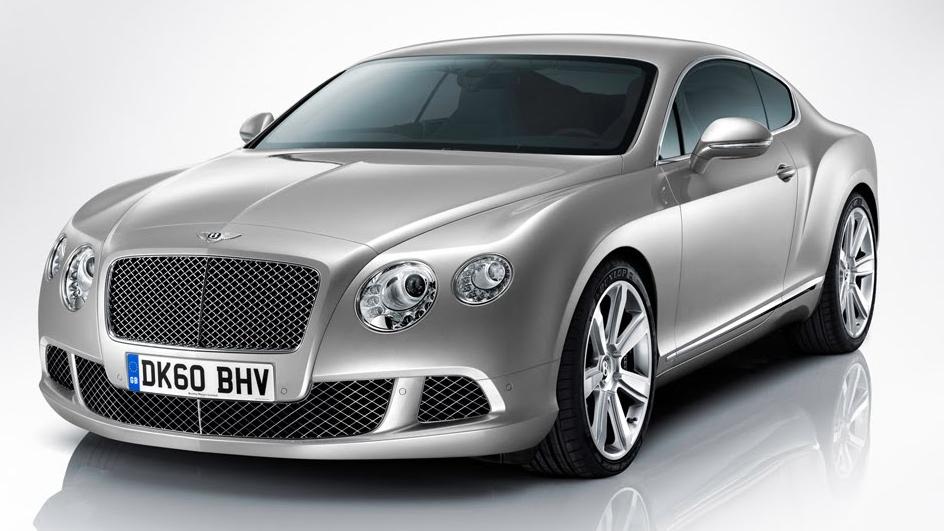 Car News 2014: Bentley Becomes The Best Modern Cars
