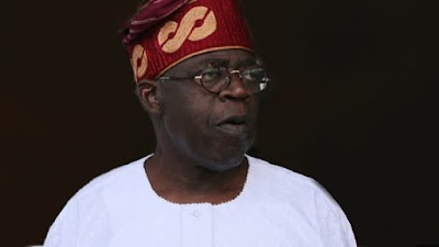 2019: I can't be Buhari's running mate, says Tinubu