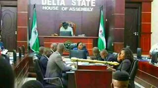 delta state house of assembly , delta state house of assembly meeting
