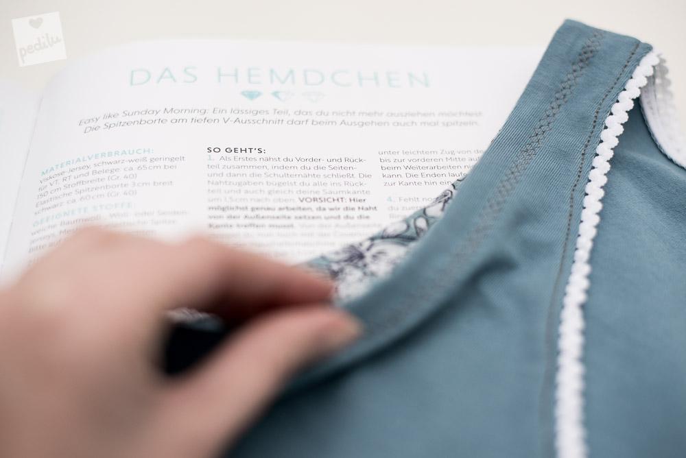 #DIYbüchersause17 – Alles Jersey Bodywear (Kasumi Kirschblüten)
