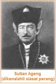 Sultan Ageng memimpin Kerajaan Mataram Islam menjadi besar - puncak kejayaan
