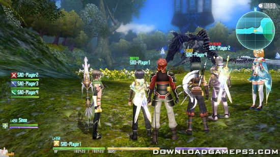 Sword Art Online Hollow Fragment Download Game Ps3 Ps4 Ps2 Rpcs3 Pc Free