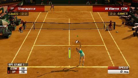 game ppsspp ukuran kecil vurtua tennis