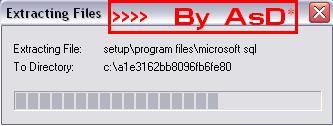 Descomprimiendo archivos