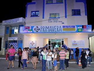 """""""Primavera do Teatro"""" em Guarabira destaca cultura e homenageia Neide Polari"""
