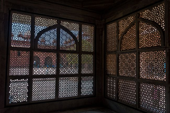 Some more Jaliwork at Sheikh Salim Chishti's Tomb