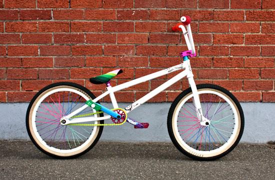 the mutterings custom bmx bikes