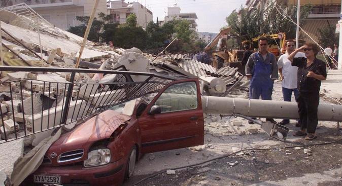ΣΕΙΣΜΟΣ 1999: Τα 15 φονικά δευτερόλεπτα που άλλαξαν τη ζωή των Αθηναίων