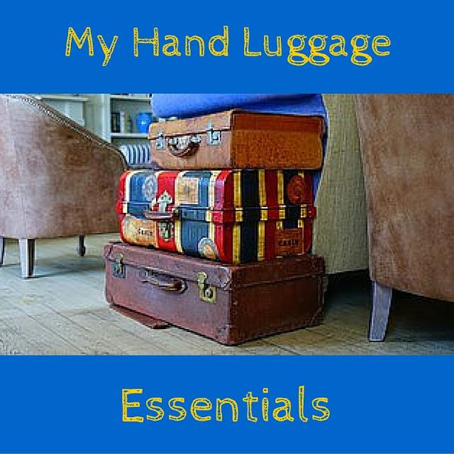 My Hand Luggage Essentials