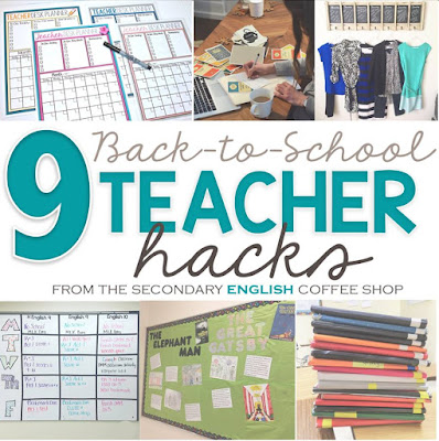 back to school tips for middle and high school teachers