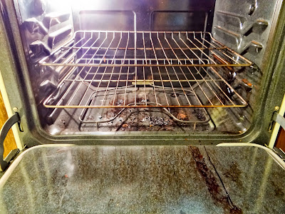 Cleaning Your Oven with Baking Soda & Vinegar