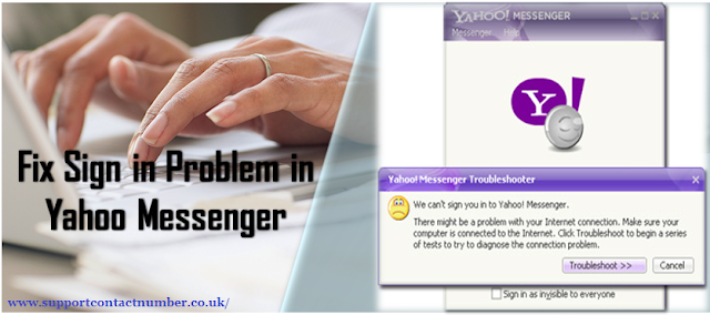 Recover Yahoo sign in Issue