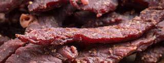 brisket beef jerky oven