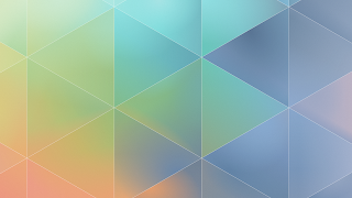 "The very first KDE Plasma 5 wallpaper, appropriately named ""Next"""