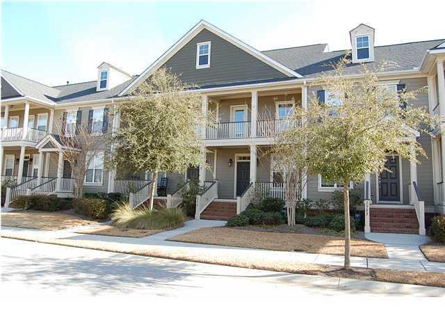 townhome at Hamlin Plantation