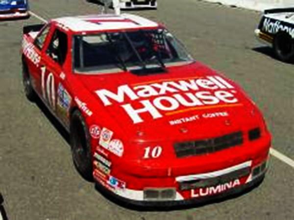 Fan Apparel & Souvenirs Generous Geoff Bodine #5 Levi Garrett Racing Bumper Sticker Decal New!!!