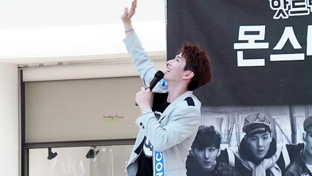 150614 몬스타엑스 MONSTA X 영등포 Fansign