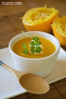 (Zupa marchewkowo-pomarańczowa