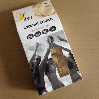 Itsu coconut crunch coconut chips