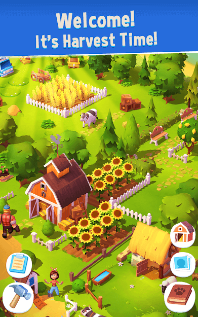 FarmVille 3 - Animals v 1.3.10677 apk