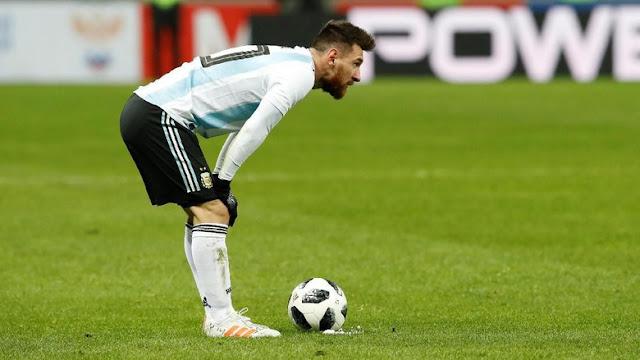 Messi Ingin Jaga Kondisi Demi Piala Dunia