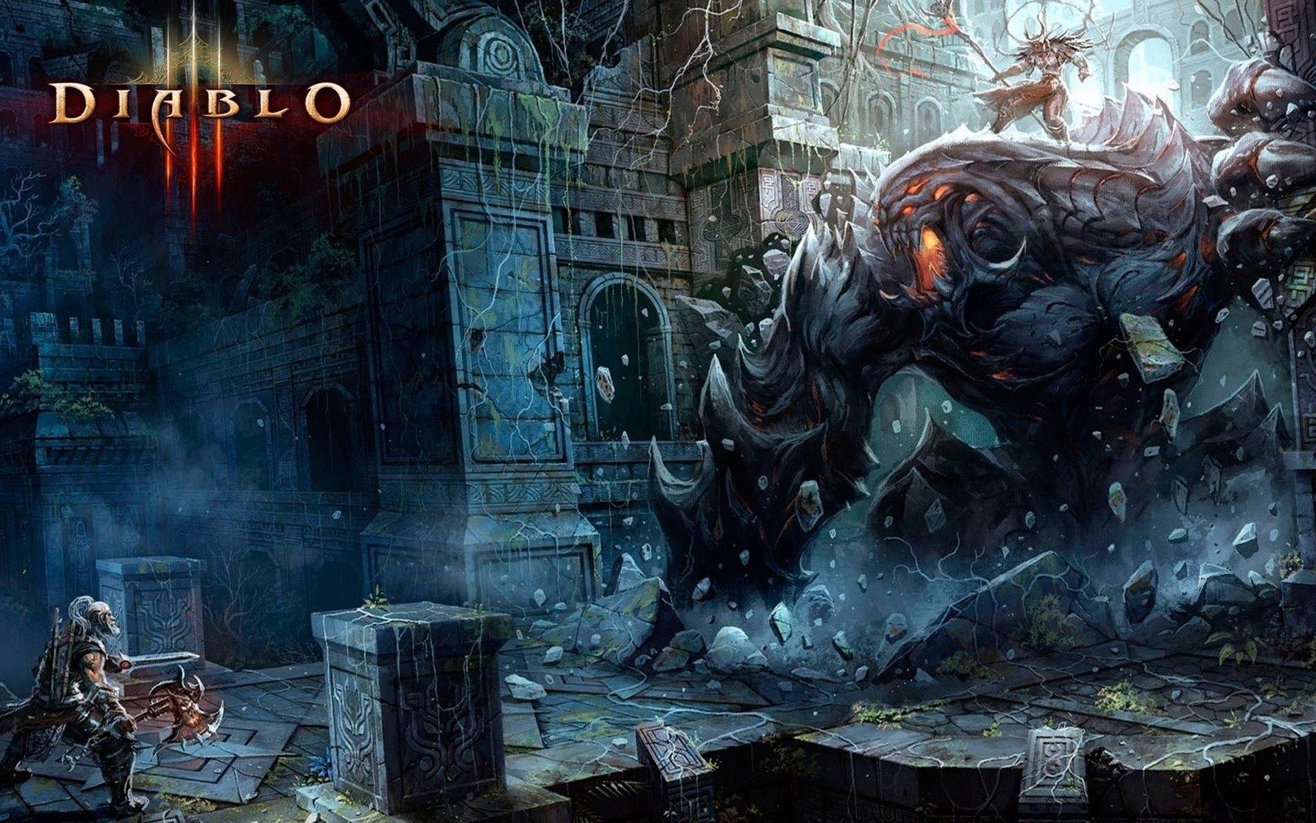 HD Wallpaper 2: Diablo