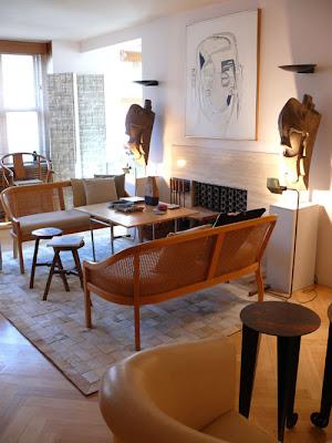 At Home with legendary textile designer, Jack Lenor Larsen