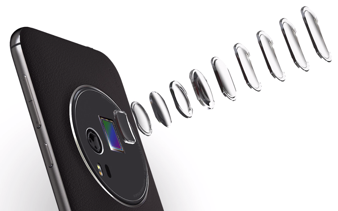 ASUS ZenFone Zoom Launches With 3X Optical Zoom On February 1 for $399