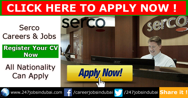 Jobs in Serco and Careers UAE