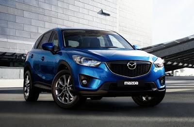 new 2012 Mazda CX-5