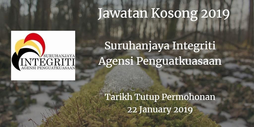 Jawatan Kosong EAIC 22 January  2019