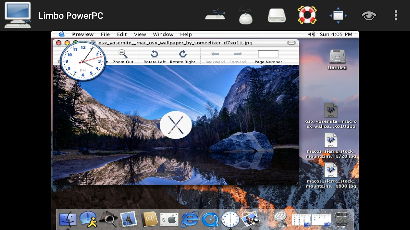 How to Run Apple's MacOS X on Any Android Phone  !!! ~ BabiSun