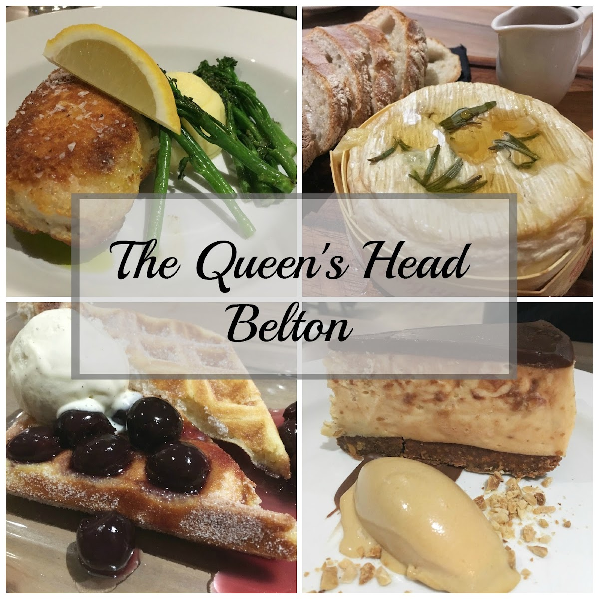 The Queens Head Belton review Loughborough Leicestershire pub food Priceless Life of Mine Over 40 lifestyle blog