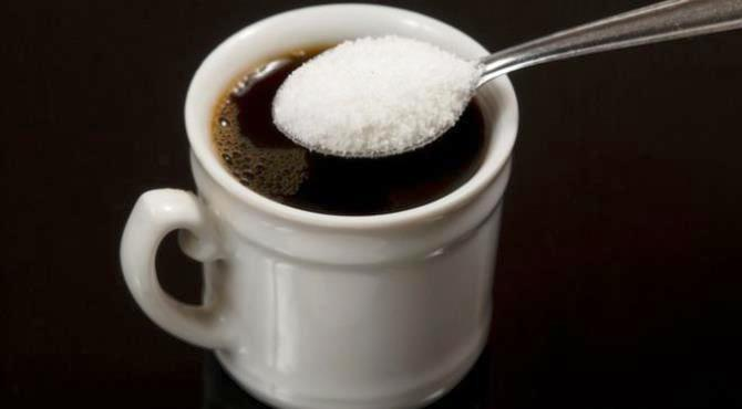 cup of tea Artificial sweeteners can boost appetite activating hunger pathways in the body scientists have found in animals. feed me