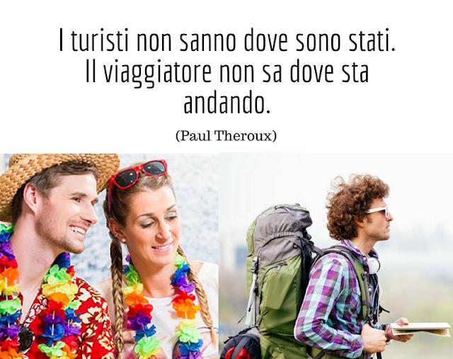 turisti v.s. viaggiatori