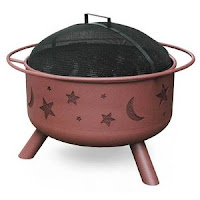 Landmann Big Sky Stars & Moons Fire Pit