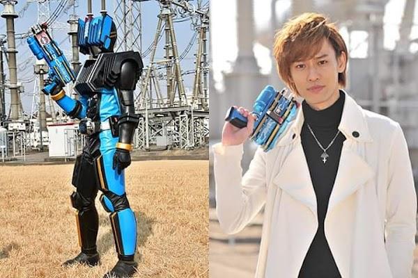 Kamen Rider Diend Bakalan Muncul Di Serial Kamen Rider Zi-O Episode 29 Dan 30