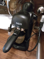 NEO ES-30 coffee machine