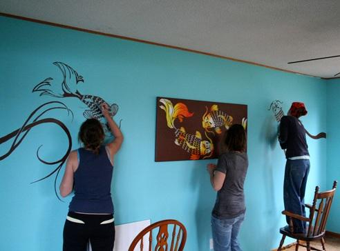 Creative Ways To Decorate Your Bedroom Walls Interior Designs Room