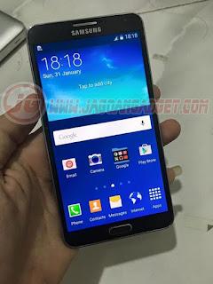 Samsung Galaxy Note 3 BM depan