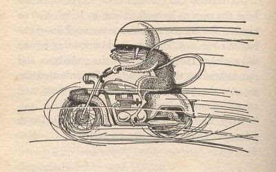 mouse and the motorcycle coloring pages - the mouse and the motorcycle chapter 2
