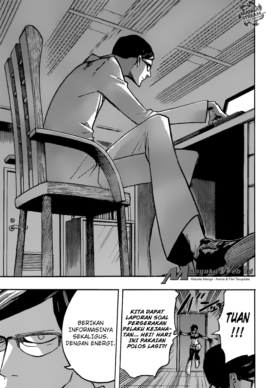 Boku no Hero Academia Chapter 124-17