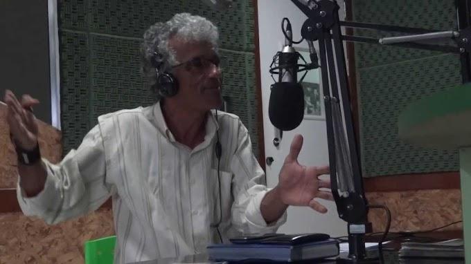 Questionado por Radialista Ex-Prefeito Beto Lelis Perde A Cabeça Ao Vivo