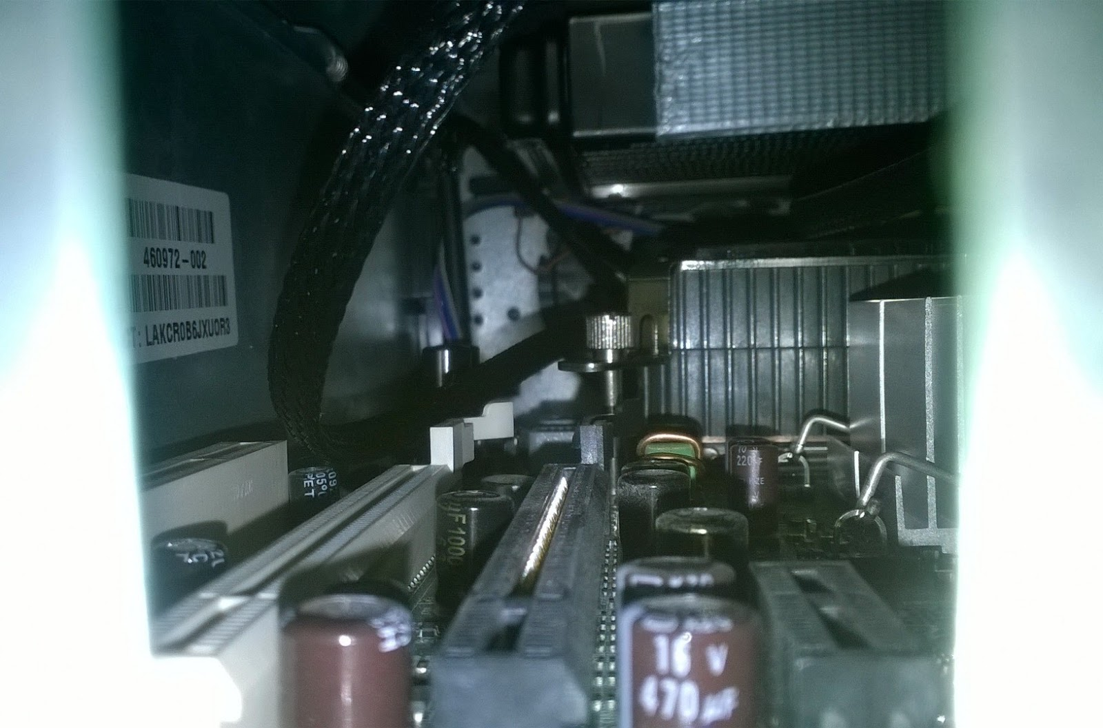 Water Cooled HP DC 7900 SFF | Uponneena linuxiin
