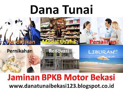 Jaminan BPKB Motor Bekasi, Jaminan BPKB Motor Bekasi Jawa Barat