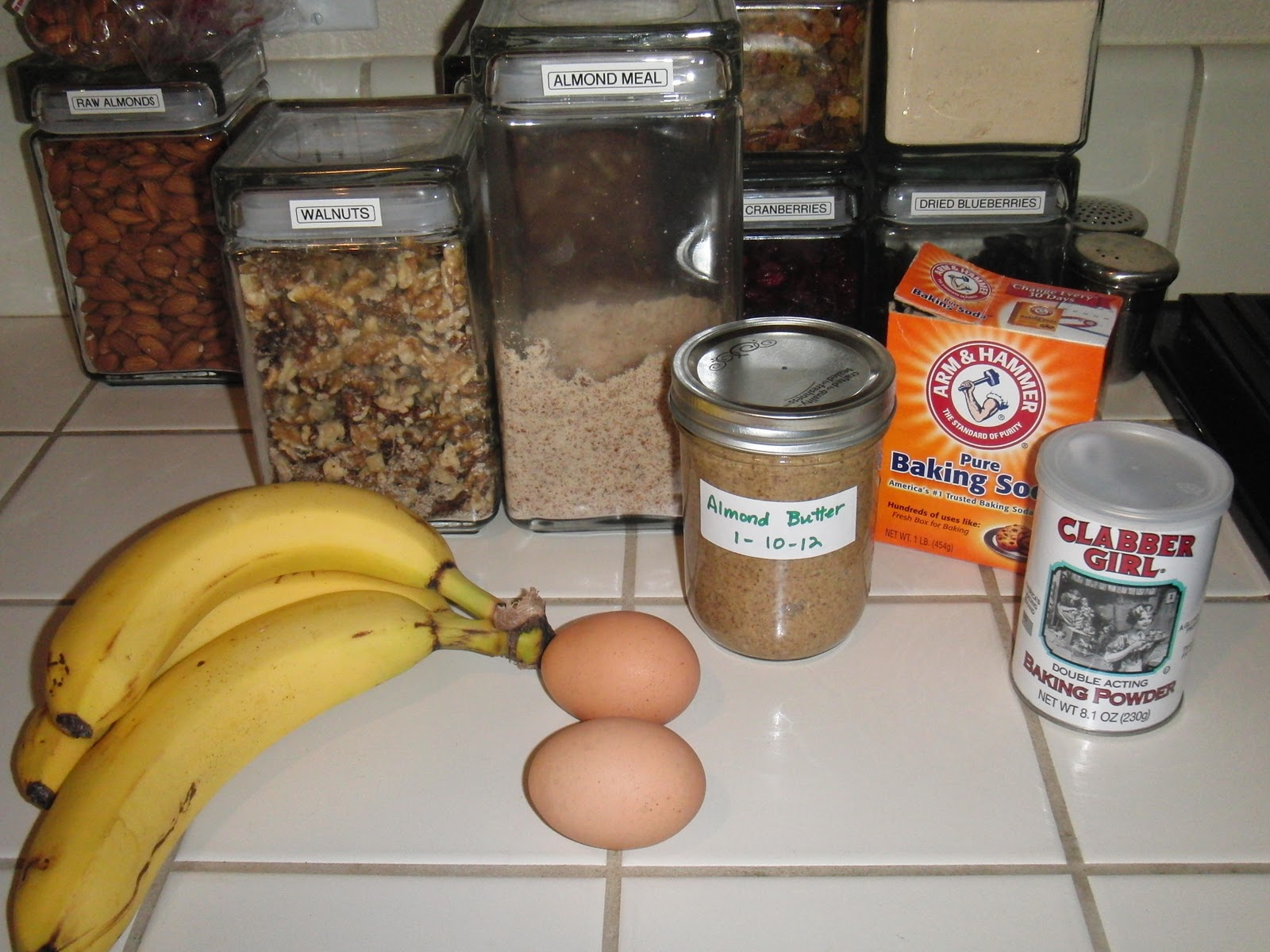 Using A Food Processor To Mix Banana Bread Recipe