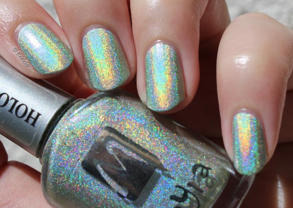 Moyra Luna Holographic Nail Polish Evinde S Beauty Stash