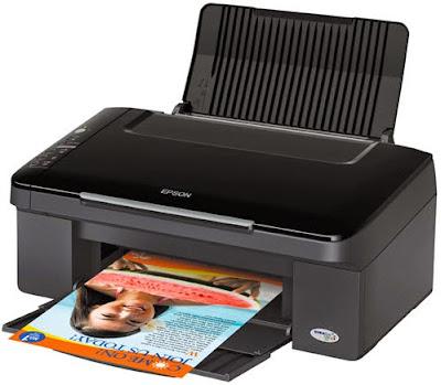 Image Epson Stylus TX100 Printer Driver