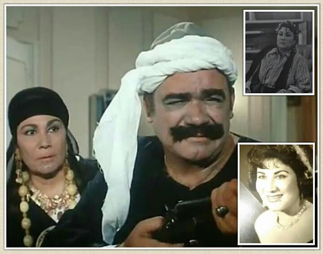 عواطف رمضان الممثلة والمطربة وزوجة الرجل المهم