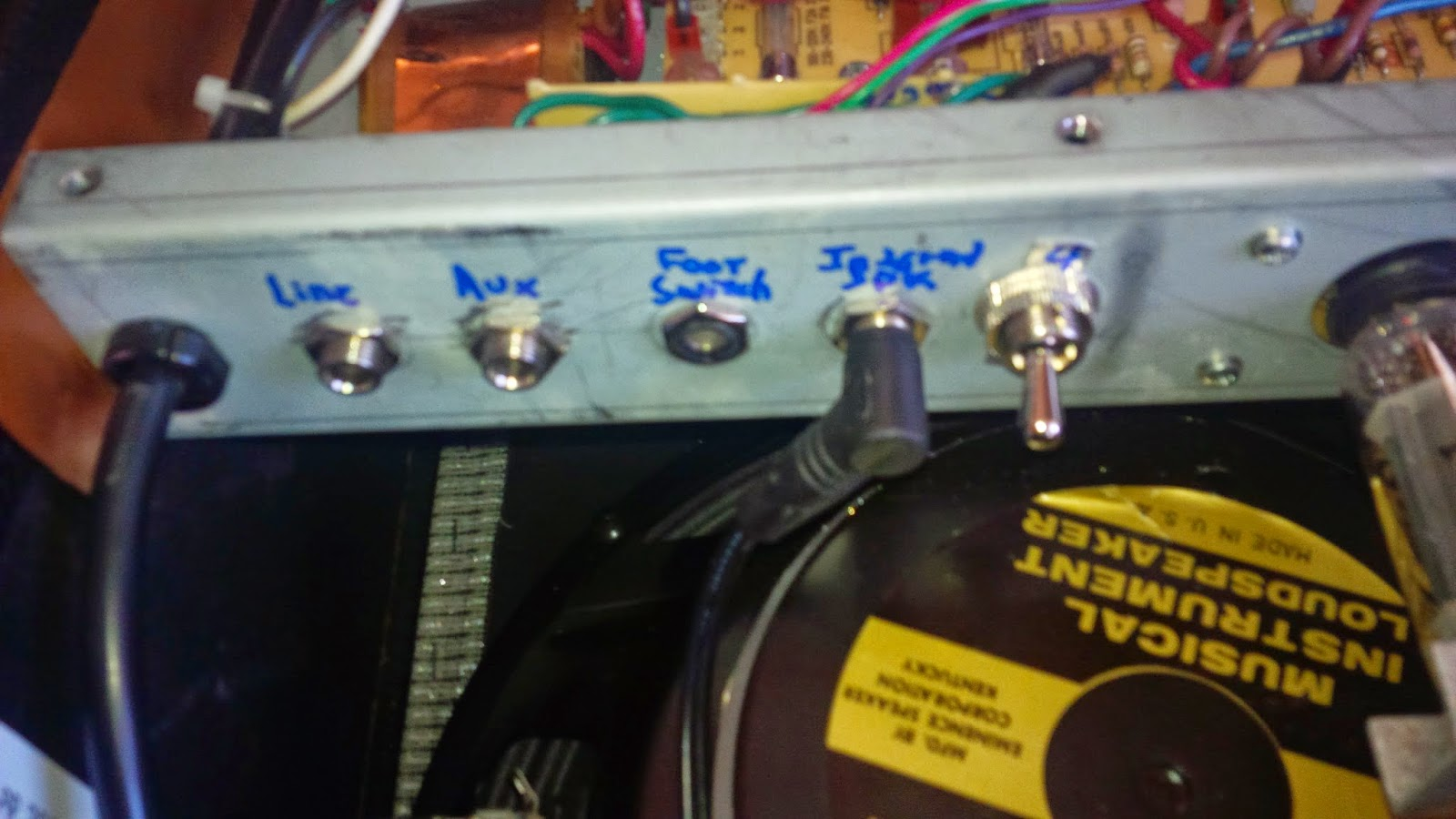 Blues Jr Input Jack Wiring Diagram Electrical Diagrams Fender Junior Jw Guitarworks Amplifier Modification